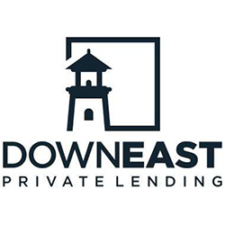 Downeast Private Lending Logo