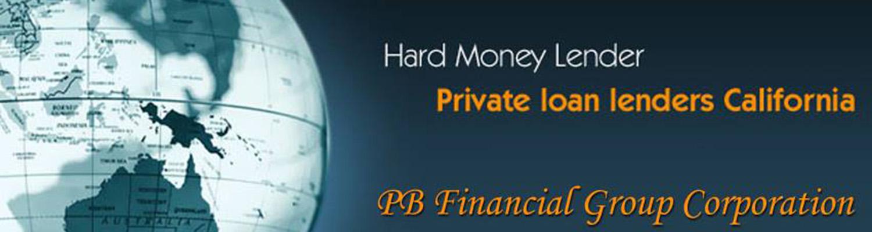 PB Financial Group Corporation Hard Money Lender