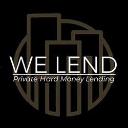 We Lend, LLC Logo